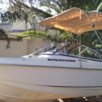 Ski and fishing boat - 2009 Scout Dorado 185 with 130 HP Evinrude motor