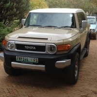 FJ Cruiser for sale - Zastron FS