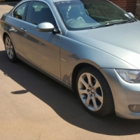 2006 BMW 325I COUPE E92 INNOVATION