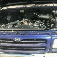Mazda 4x4 bakkie