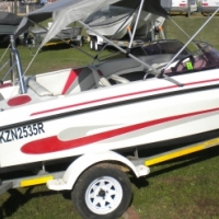 Miami 170 Classic with Yamaha 130hp motor for sale  Pinetown