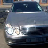 2006 Mercedes Benz E200 in good condition for R 79999 Very good car