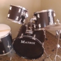 Matrix Drum Set