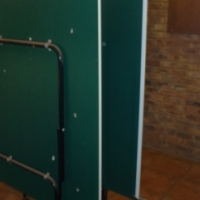 Fold up tennis table for sale