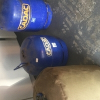 Cadac gas bottles