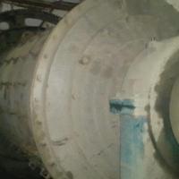 3m x 2.4m Ball Mill