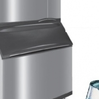 320 KG GOURMET ICE MACHINE WITH BIN ON SPECIAL
