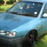 2000 STI Sentra Turbo