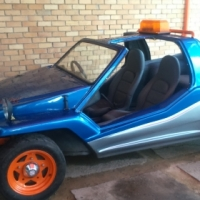 VW Beach Buggy 1600 Twinport