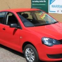 VW POLO VIVO 1.4 TRENDLINE 4DR