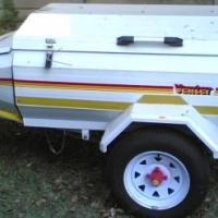 Venter trailer elite 5