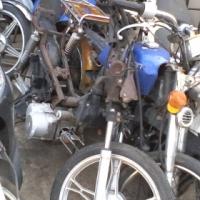 Vuka XL 110CC Parts At Clives Bikes