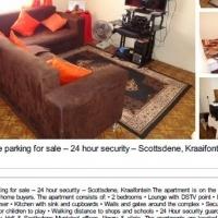 Flat with secure parking for sale – 24 hour security – Scottsdene, Kraaifontein