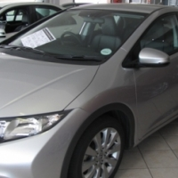 2014 Honda Civic 1.8 Executive, 5 Door