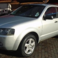 2007 FORD TERRITORY 4.0 TX A/T - R 64 900 (7 Seater)