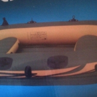 Watersnake Inflatable Boat Never Been Used For Sale