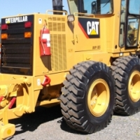 2001 CATERPILLAR 140H WITH RIPPER
