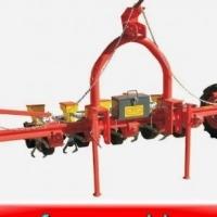 S461 New BPI 5 Row Mechanical Vegetable Planter / 5 Ry Meganiese Groente Planter (000M5MVP)