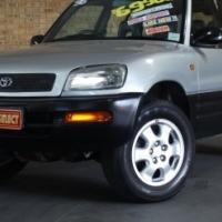 Toyota Rav4 1996 - Wynie's select