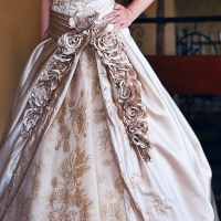 Vintage Wedding Ball Gown for sale