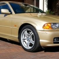 BMW 330 ci Convertible 2001
