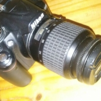 Nikon D3000 in great condition