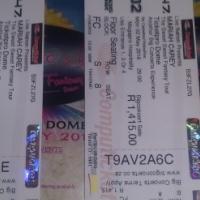 Mariah Carey VIP Concert Tickets