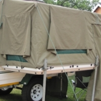 Camptech 4x4 Trailer
