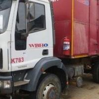 Iveco Eurocargo Service Truck