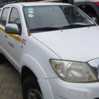 Toyota Hilux 2.5D Double Cab 4x4