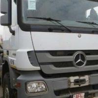Mercedes Benz Actros 2036 Diesel Tanker