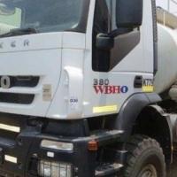 Iveco Trakker 380 Diesel Tanker