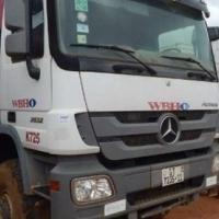 Mercedes Benz Actros 2032 Service Truck