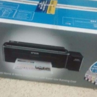 Sublimation printer kit brand new from authorized Epson dealer