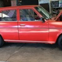 Datsun 1200 Delux