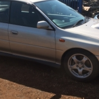 Subaru Impreza gt for sale