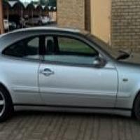 Mercedes-Benz CLK 320 (A) 1999