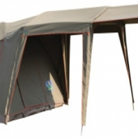 Howling Moon tent with Extention and sides