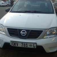 Nissan Np200 in good condition for R 75000.00only