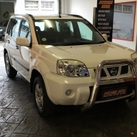 2005 Nissan X-Trail  2.0 Petrol With Amazing 153 000km Full Service History Immaculate Condition.