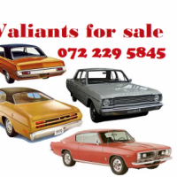 Valiant for sale