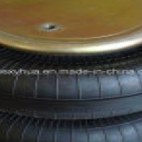 Firestone air suspension for vehicles with rear blade springs