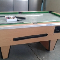 Pool table D tokens brand new