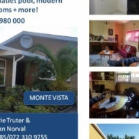 Monte Vista 5 beds with flatlet and so much more!