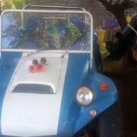 Beach buggy 1600 beatel engin
