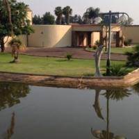 5.5ha property at Bon Accord dam