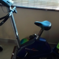 Exercise bicycle for sale.R2000. Trojan.