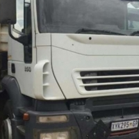 Iveco Iveco Eurotech Tautliner