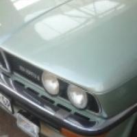 BMW collectors car