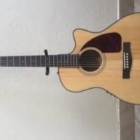 Fender Electro-Accusitic guitar